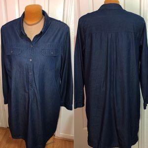 •Old Navy• Denim Dress•